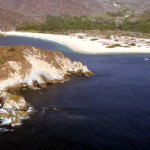 Cacaluta Bay Huatulco Oaxaca Mexico 1