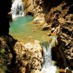 Apoala waterfall Oaxaca Mexico 2