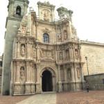 La Soledad Church Oaxaca Mexico 1