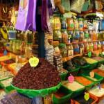 Benito Juarez market Oaxaca Mexico 1