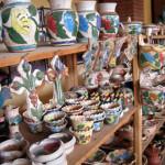 ceramics at Atzompa Oaxaca Mexico 4