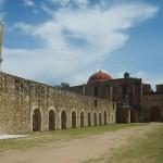 Ex-convent of Cuilapam de Guerrero Oaxaca Mexico 3