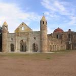 Ex-convent of Cuilapam de Guerrero Oaxaca Mexico 4