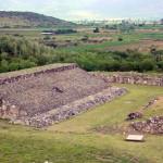 Dainzú Archaeological Site Oaxaca Mexico 2