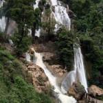 la esmeralda waterfall Oaxaca Mexico 2