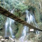 Las Regaderas waterfall Oaxaca Mexico 3