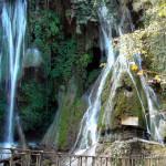 Las Regaderas waterfall Oaxaca Mexico 1