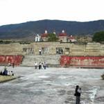Mitla Archaeological Site Oaxaca Mexico 7
