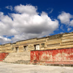 Mitla Archaeological Site Oaxaca Mexico 3