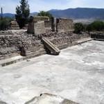 Mitla Archaeological Site Oaxaca Mexico 2
