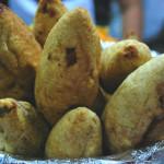 Molotes antojitos Oaxaca food Oaxaca Mexico