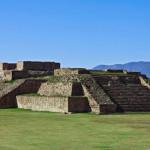 Monte Álban Archaeological Site Oaxaca Mexico 7