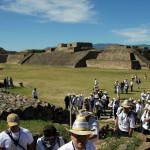 Monte Álban Archaeological Site Oaxaca Mexico 5