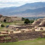 Monte Álban Archaeological Site Oaxaca Mexico 4