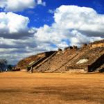 Monte Álban Archaeological Site Oaxaca Mexico 3