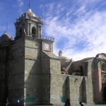 Oaxaca Cathedral Mexico 2