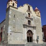 Precious blood of Christ church Oaxaca Mexico 2