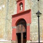 Precious blood of Christ church Oaxaca Mexico 4