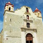 Precious blood of Christ church Oaxaca Mexico 1