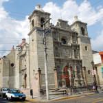 San Felipe Neri Church Oaxaca Mexico 2