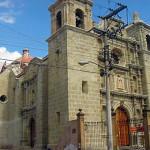 San Felipe Neri Church Oaxaca Mexico 3