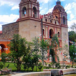 San Jerónimo Tlacochahuaya Church Oaxaca Mexico 1
