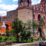 San Jerónimo Tlacochahuaya Church Oaxaca Mexico 2