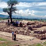 San José el Magote Archaeological Site Oaxaca Mexico 1
