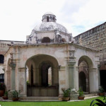 Santa Catalina de Siena Monastery Oaxaca Mexico 1