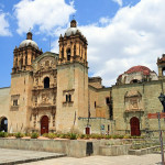 Santo Domingo Church Oaxaca Mexico 2