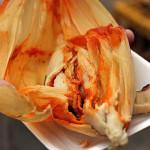 Tamales antojitos Oaxaca food Oaxaca Mexico 1