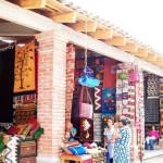 Teotitlan market Oaxaca Mexico 3