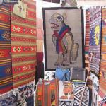 Teotitlan market Oaxaca Mexico 1