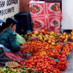 Tlacolula market Oaxaca Mexico 1