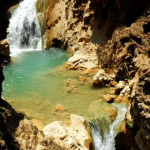 Apoala waterfall Oaxaca Mexico 1
