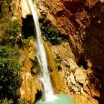 Apoala waterfall Oaxaca Mexico 6