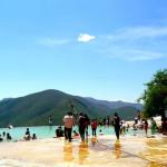 Hierve el Agua Oaxaca Mexico 1