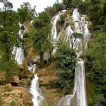 la esmeralda waterfall Oaxaca Mexico 4