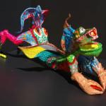 Alebrijes Wooden Handicrafts from Oaxaca Mexico 8