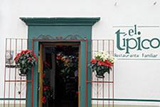 Restaurante El Tipico Oaxaca Mexico