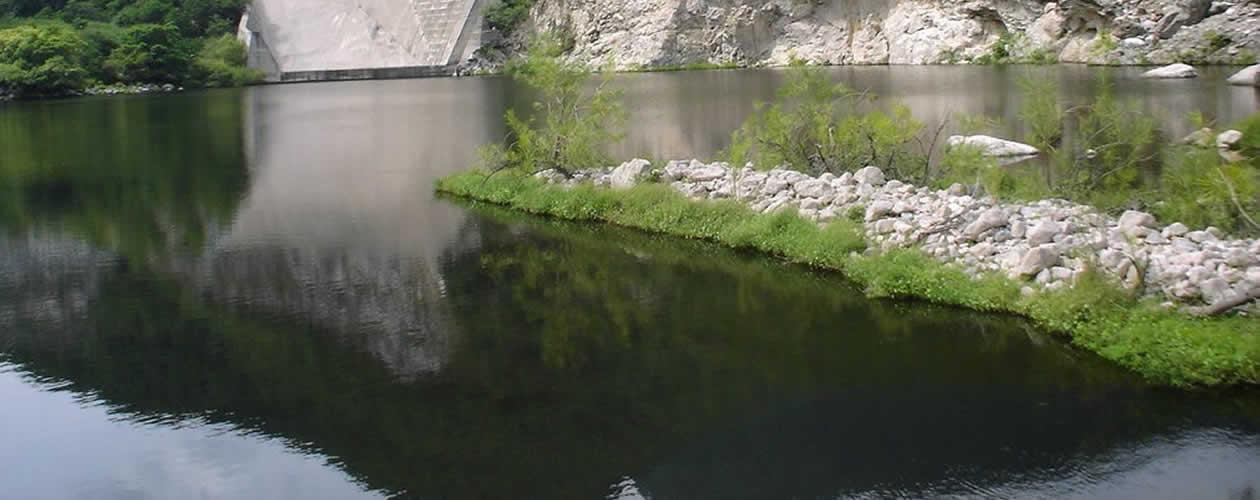 Benito Juarez Reservoir Oaxaca Mexico