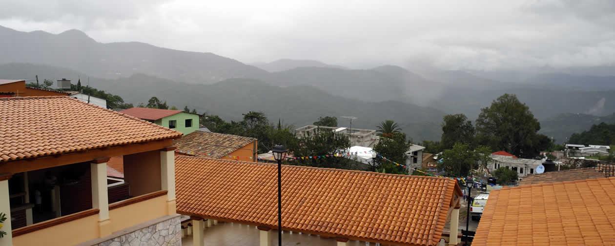 Capulálpam Sierra Norte Oaxaca Mexico