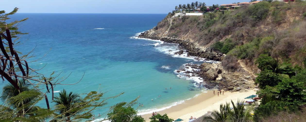 beach u puerto escondido oaxaca