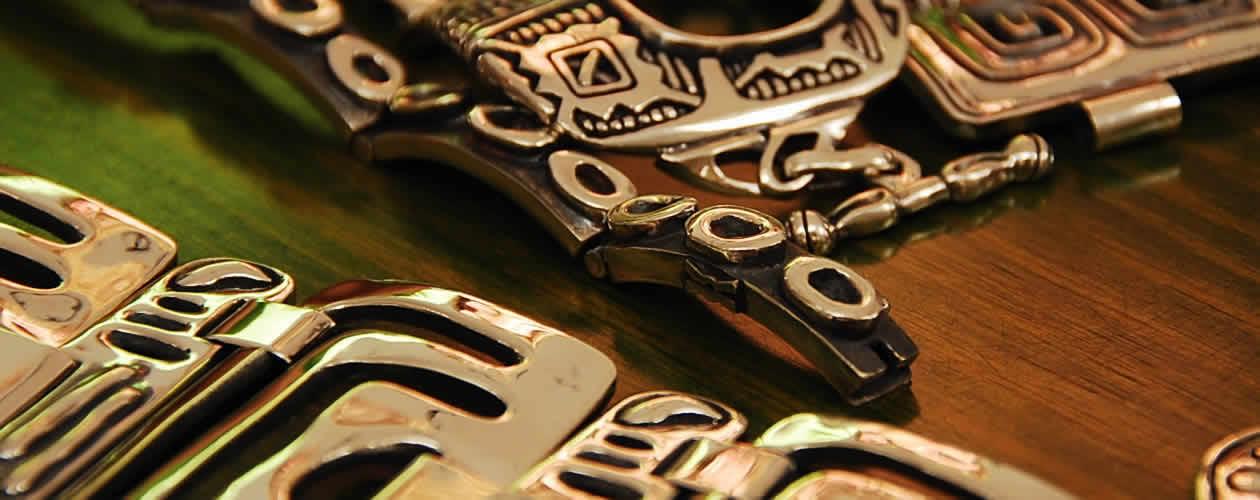 Jewellery Oaxaca Mexico