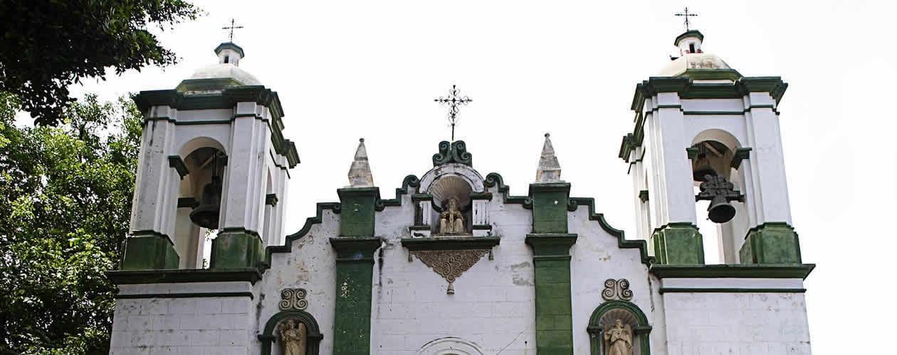 La Trinidad Church Oaxaca Mexico
