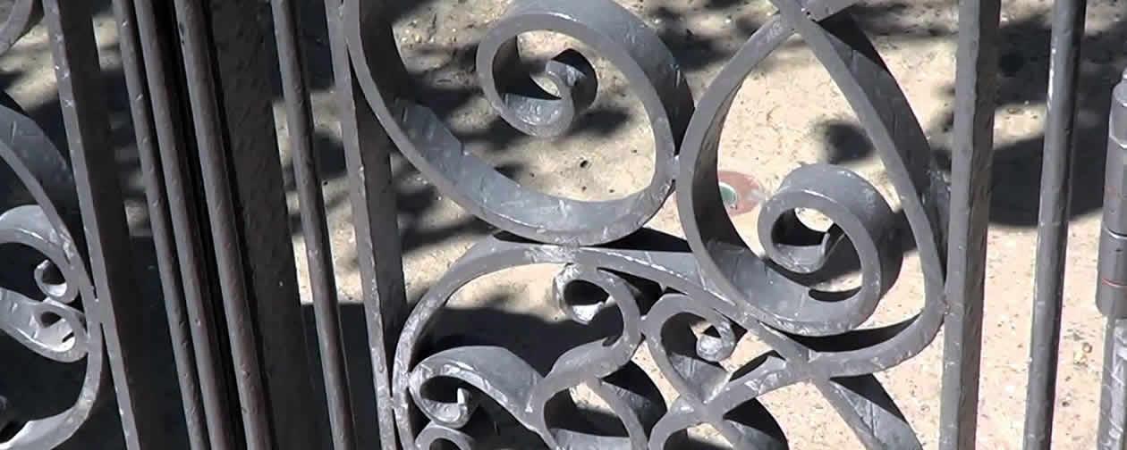 Metalwork Oaxaca Mexico