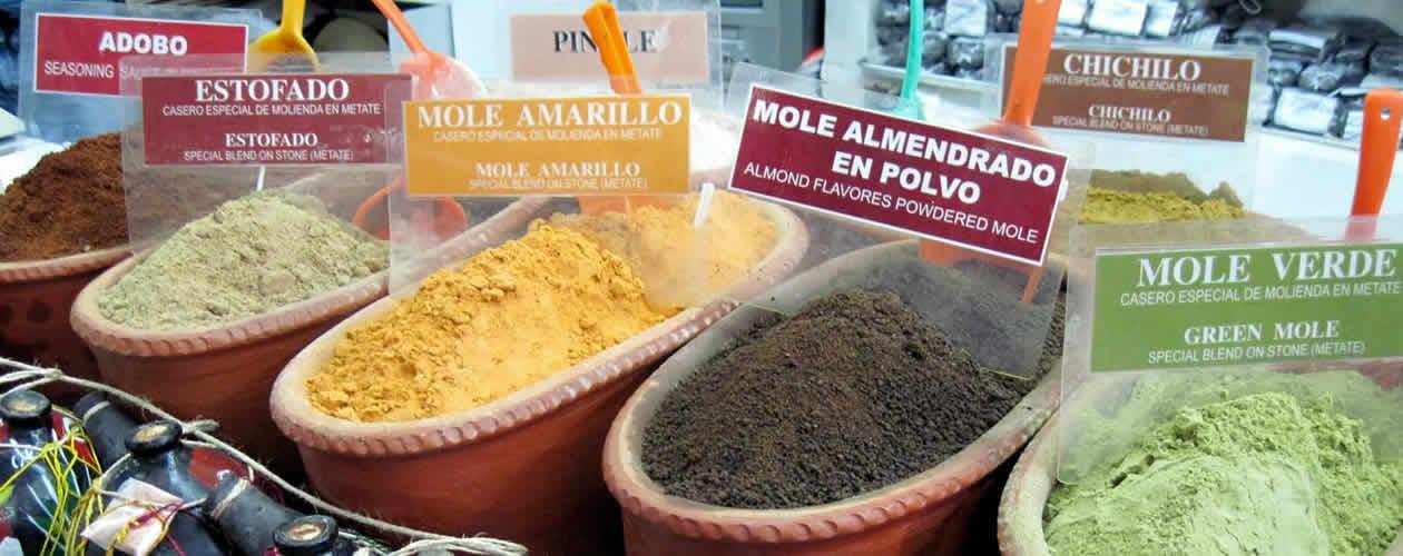 Mole Oaxaca Mexico