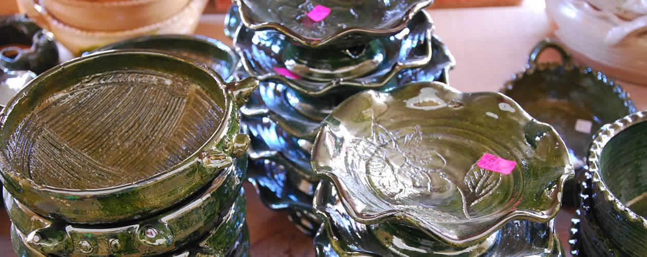 Oaxacan Ceramics Mexico