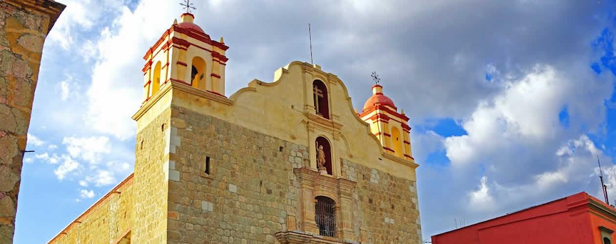 Preciosa Sangre de Cristo Church – Oaxaca Mexico