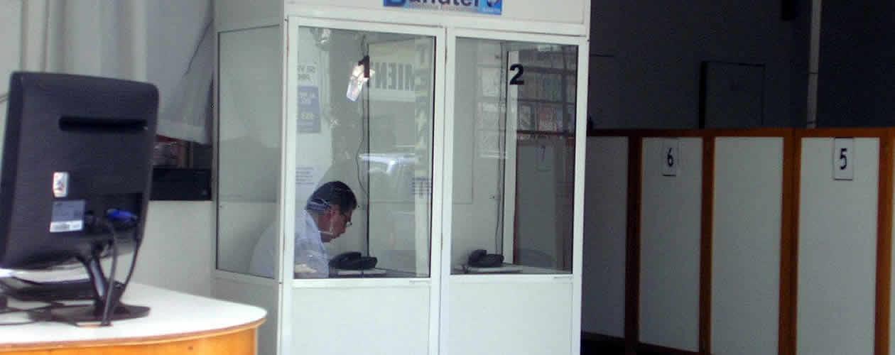 Public Telephones Oaxaca Mexico